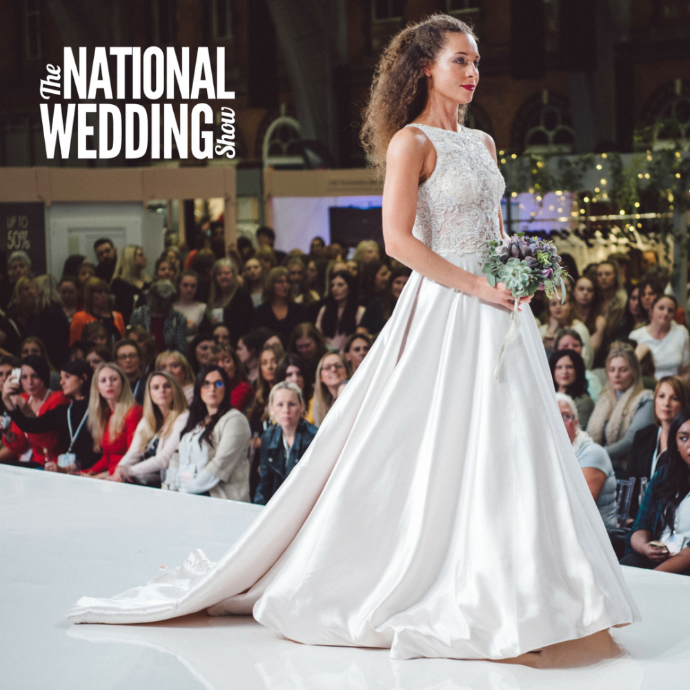 All You Need to Know About the National Wedding Shows 2018