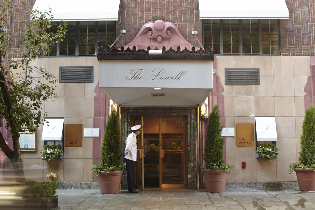 The Lowell  Hotel New York