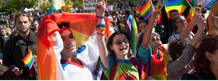 New zealand gay pride photos