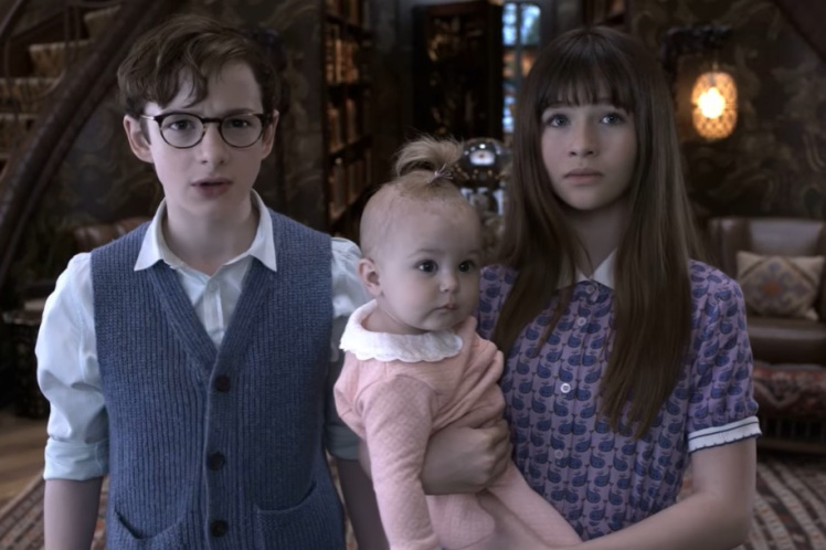A Series of Unfortunate Events – Seasons 2 Preview
