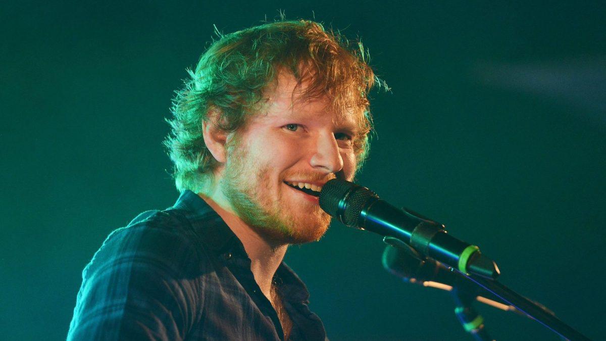 Ed Sheeran Australia Tour 2018