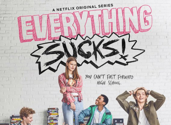 Everything Sucks! – Review
