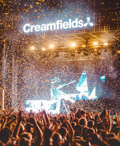 Creamfields Announce 2018 Line-Up