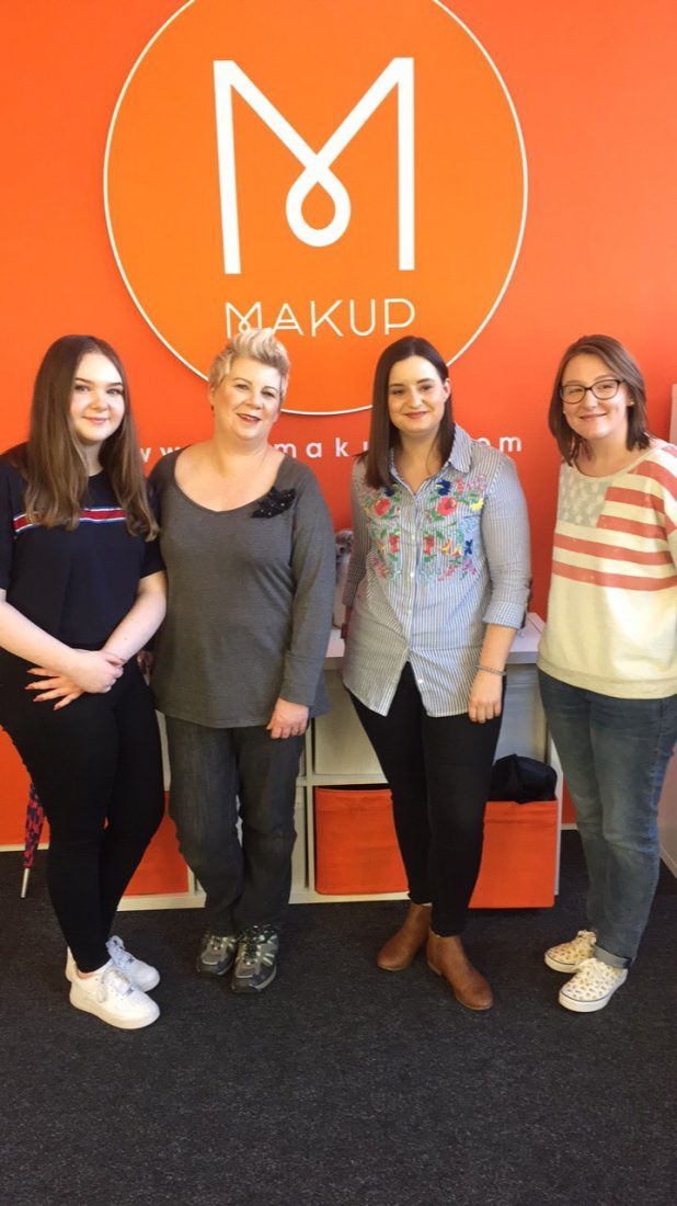 WhatsOn's MAKUP Academy Competition Day Huge Success