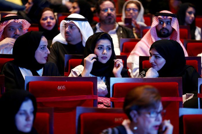 """""""Black Panther"""" to Re-start Saudi Arabia's Movie Theater Journey"""