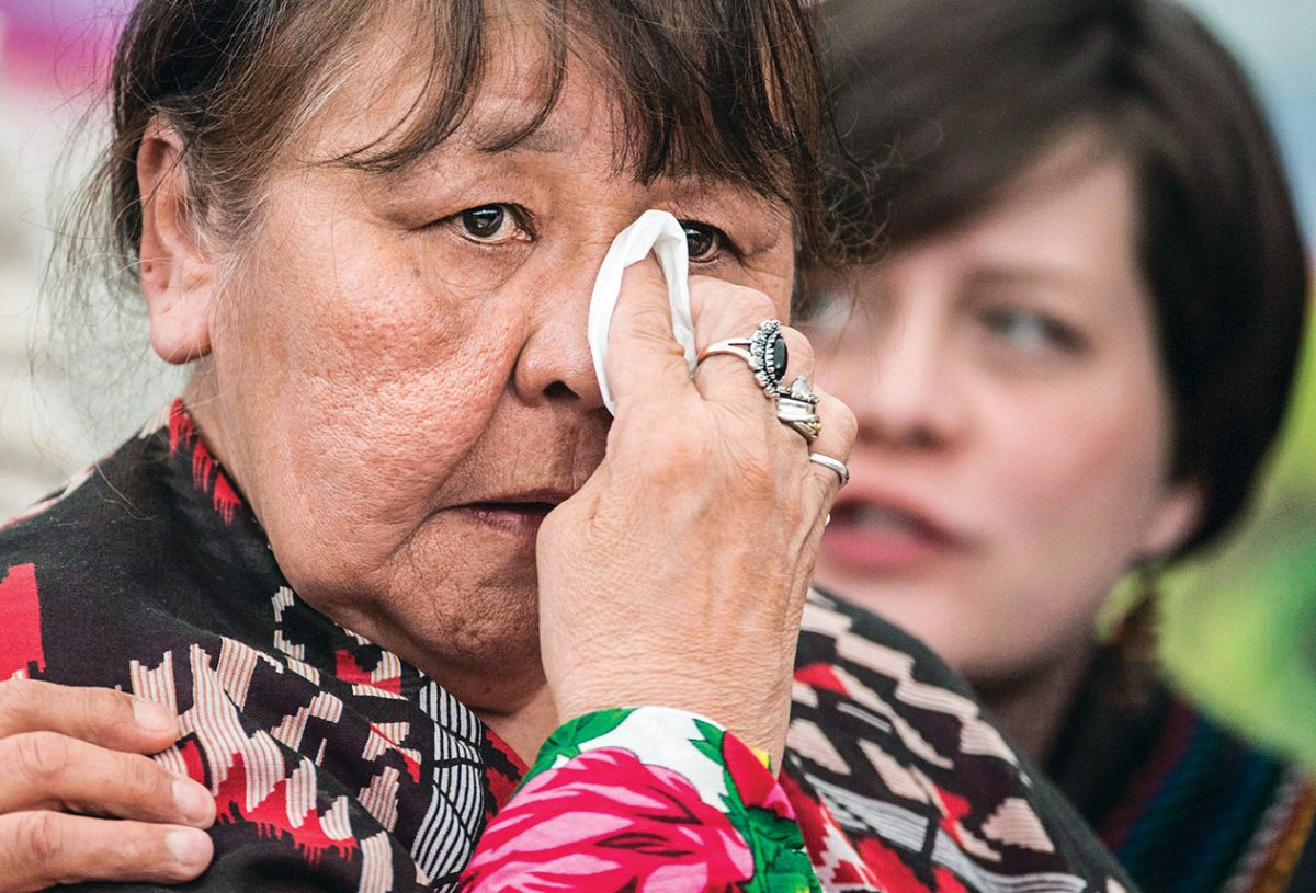 Canada's Indigenous Women Still Fight for Equality