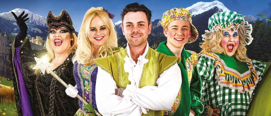 Jack and the Beanstalk Easter Panto 2018