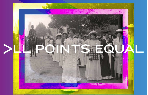 All Points Equal Festival Celebrates Women's Rights