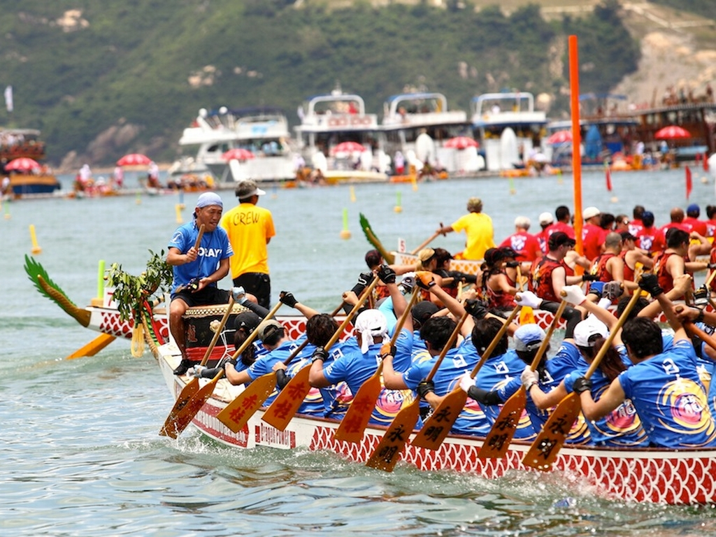 The Lamma International Dragon Boat Festival