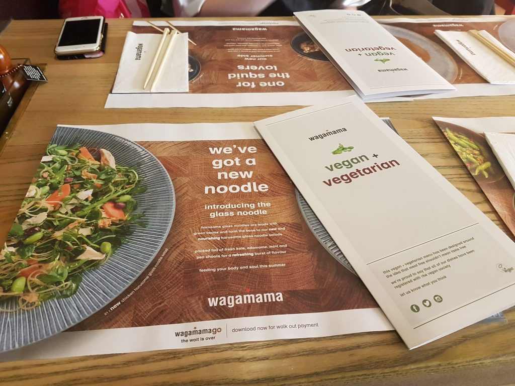 Wagamamas Vegatsu Review Whats On Your News