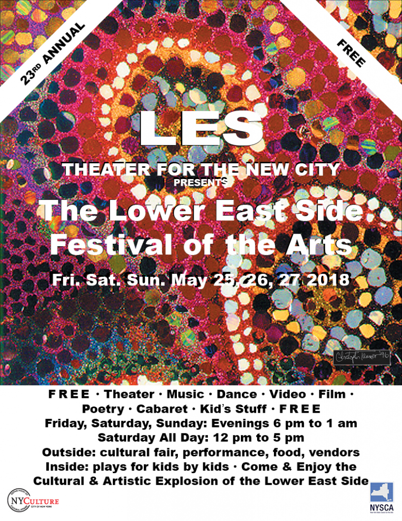 The Lower East Side Festival of the Arts
