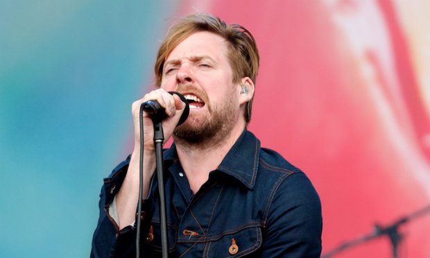 Warning for Fans of Kaiser Chiefs not to Accept Facebook Friend Requests from Ricky Wilson