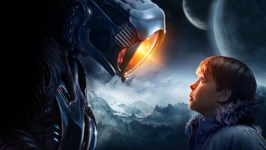 Lost in Space Renewed for Season 2 by Netflix