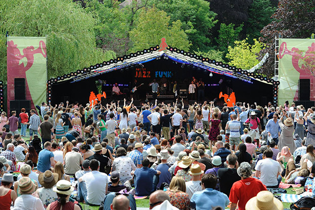 Mostly Jazz, Funk and Soul Festival