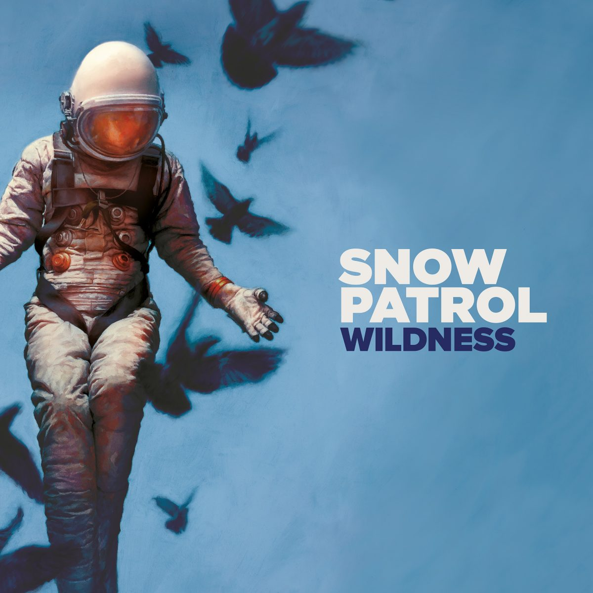 "Snow Patrol is Back with New Album ""Wildness"""