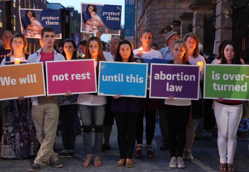Ireland's Vote on Abortion Referendum