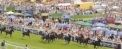 Horse Racing – The Derby, Epsom