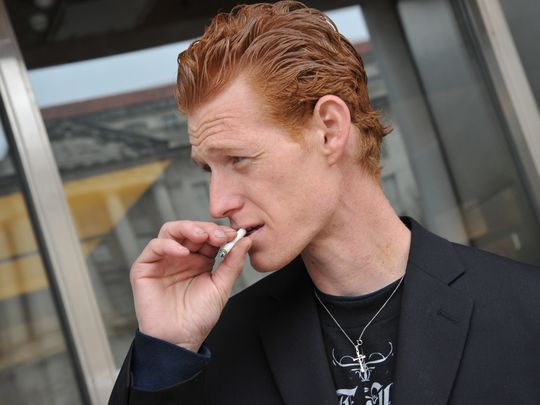 Redmond, Son of Ryan O'Neal Charged with Attempted Murder in L.A.