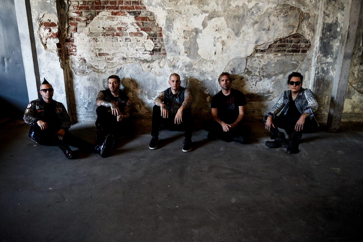 AVENGED SEVENFOLD Announce European Tour Dates