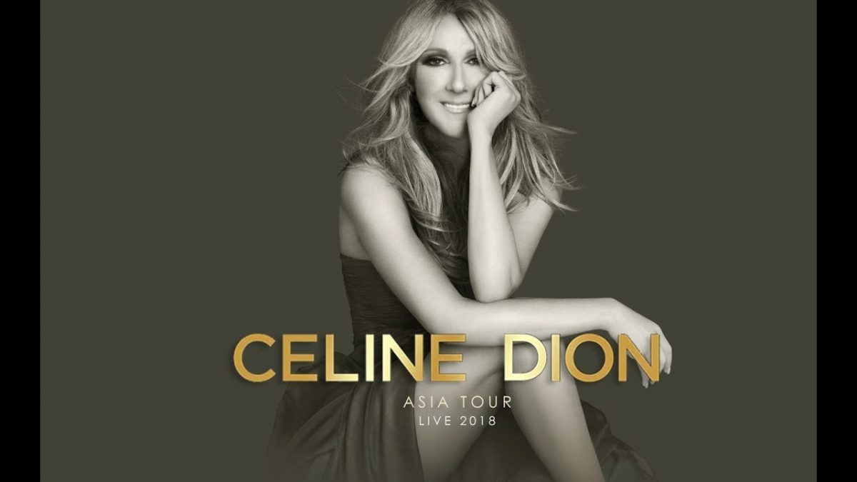 Celine Dion Announced Tour in Singapore