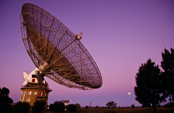 Scientists Find Actual Source of Stars' Mysterious Microwaves