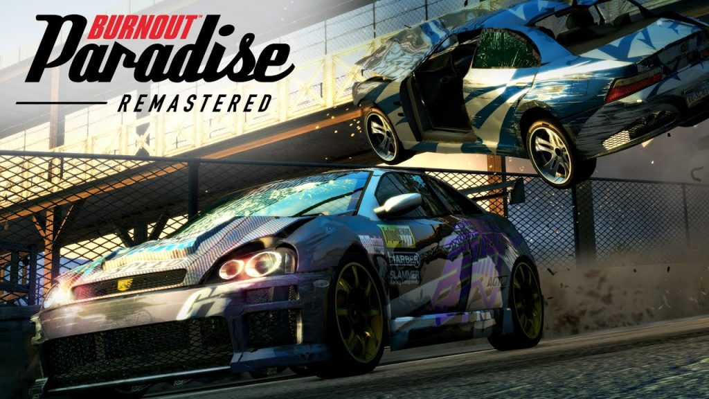 Burnout Paradise : Remastered