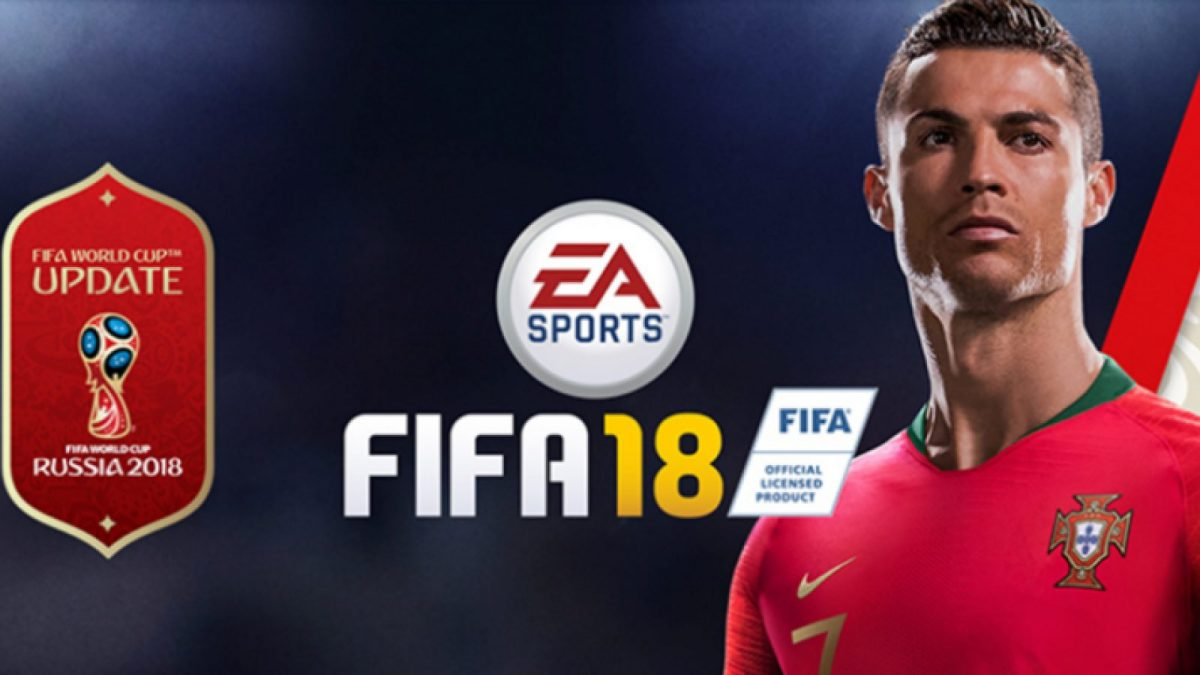 Fifa 18 World Cup Edition