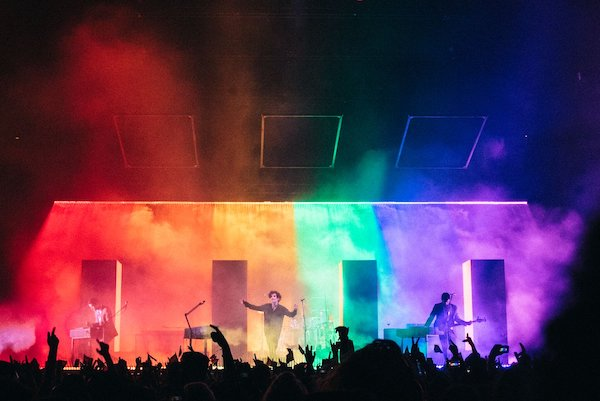 The 1975 Band Helped Finance New LGBTQ Center for London