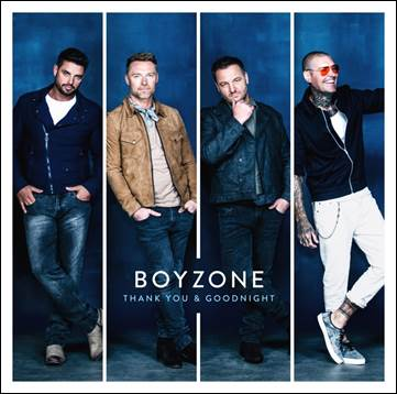 "Boyzone Announce Farewell Tour, Soon to Release Final Album ""Thank You & Goodnight"""