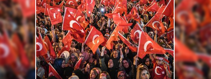 Turkey Ends Two Years State of Emergency But  Fear Remains