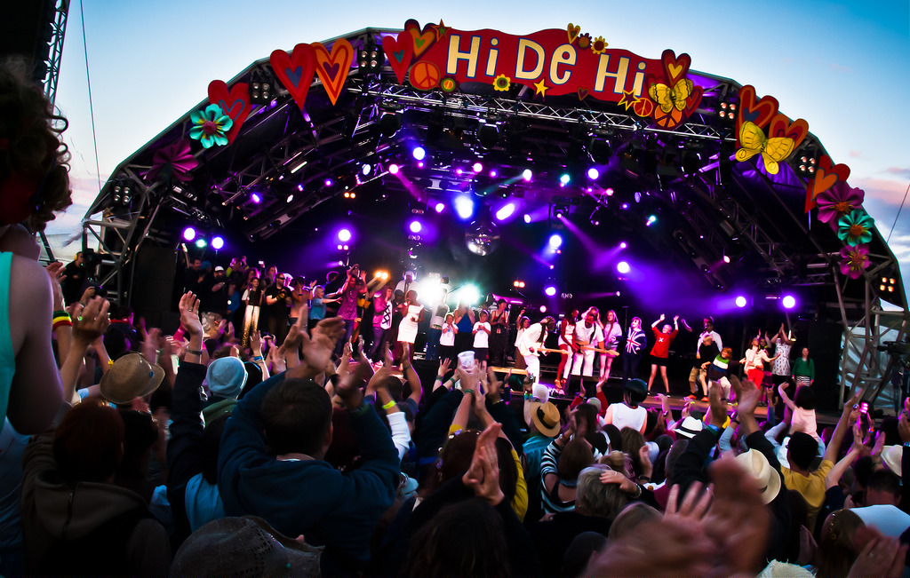 Multi-Award Winning Camp Bestival Returns For An Electric Gig