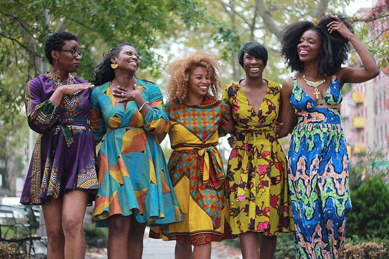 Fashion Week Brings African Excellence