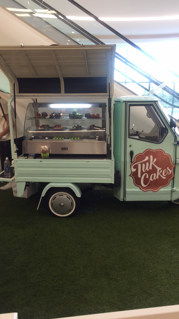 Tuk Cakes Review