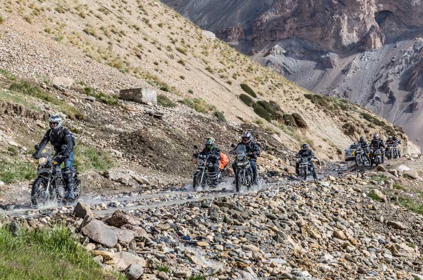 Himalayan Odyssey 2018