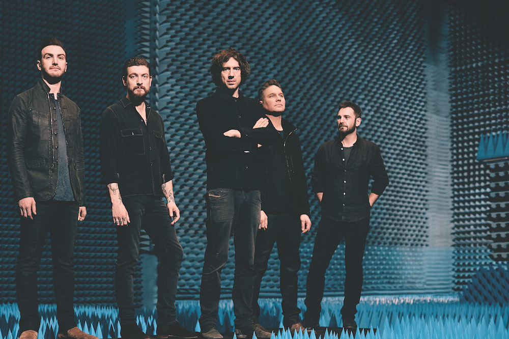 Snow Patrol Announce Tour Dates in UK and Ireland