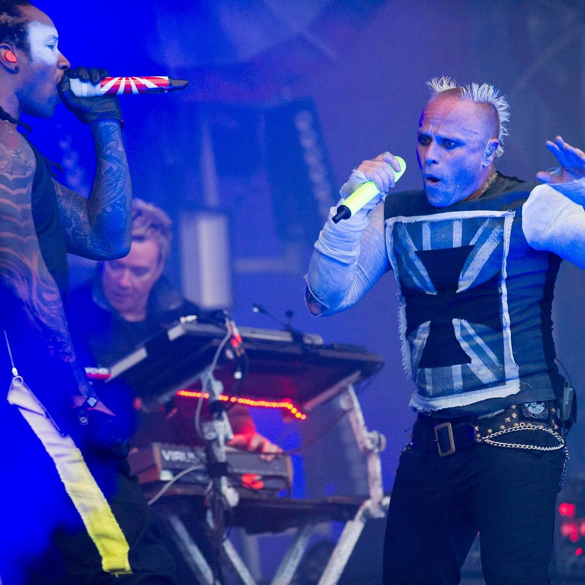The Prodigy Preview New Album 'No Tourists' With Urgent 'Need Some1'