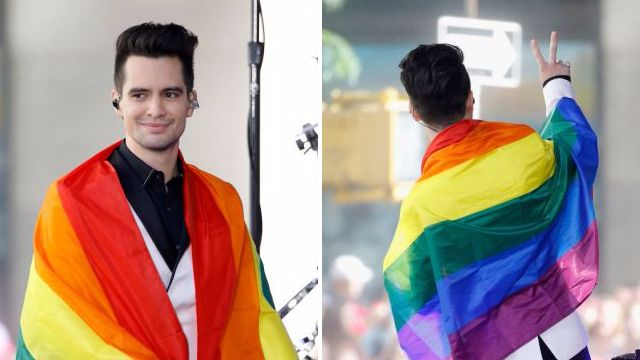 Brendon Urie Pledges 1 Million To Help Lgbt Youth What