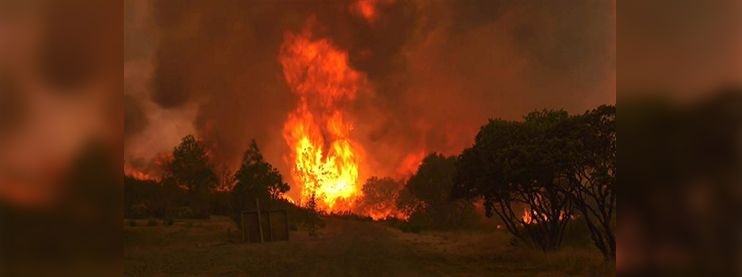 Yosemite National Park Wildfire is to Become a Major Threat