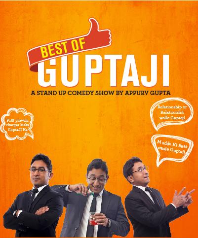 Best of Guptaji at The People and Company, Gurgoan