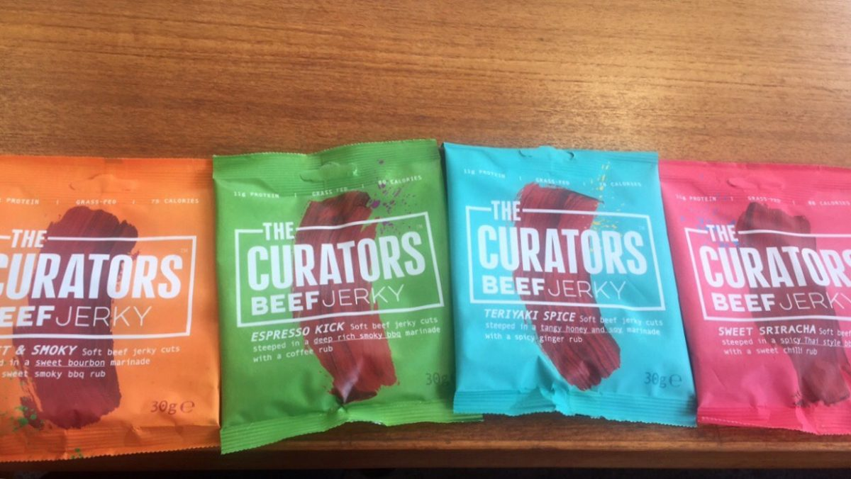 The Curators Beef Jerky