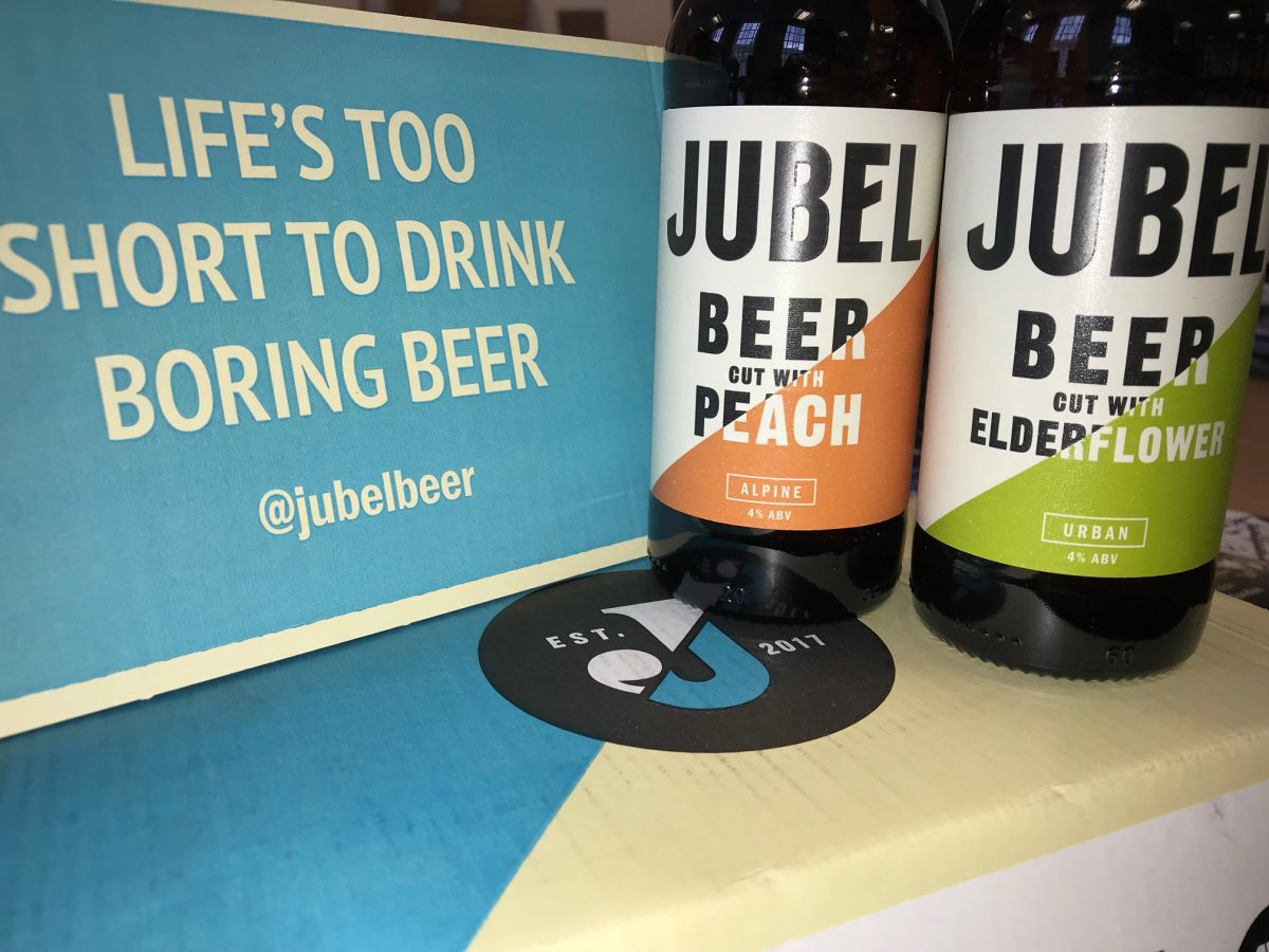 Jubel Beer Review