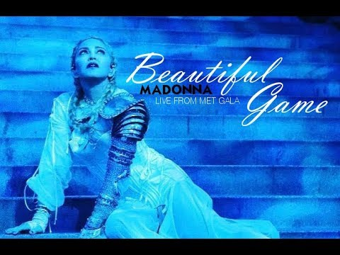 Madonna to Release New Album Beautiful Game Late 2018