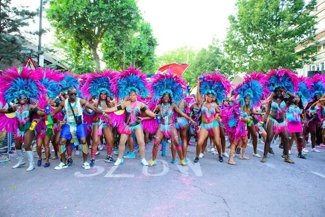 Notting Hill Carnival Kicks Off