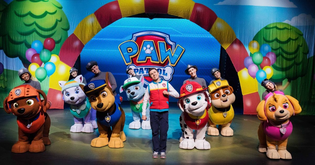 Paw Patrol Live | Review