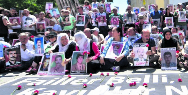Turkey: Saturday Mothers Marks 700th Protest Sitting