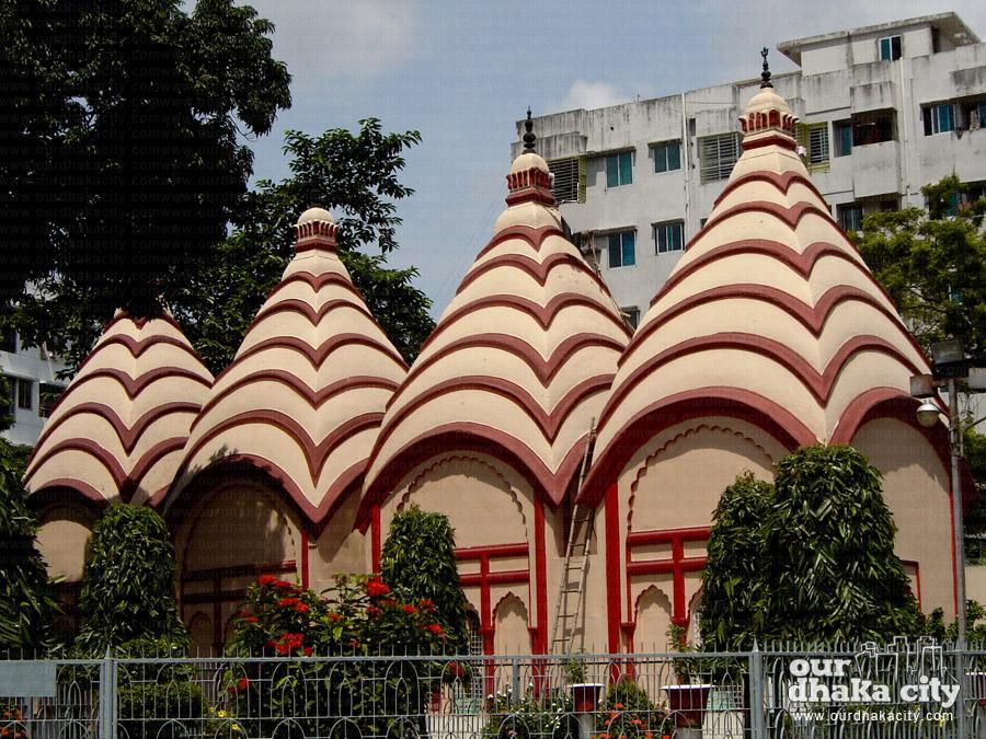 Dhakeshwari National Temple