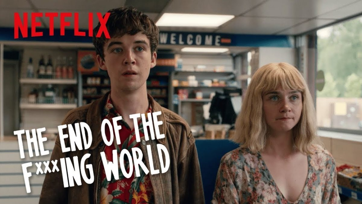 "Netflix Renewing Season 2 of ""The End of the F***ing World"""