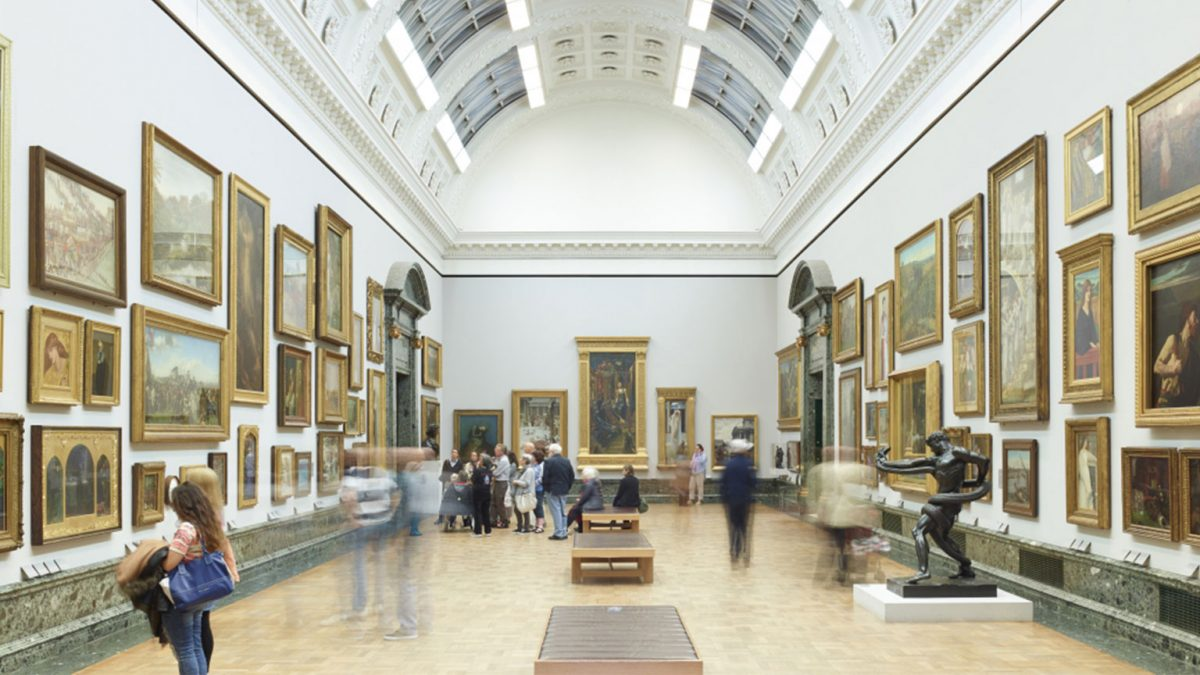 Tate Galleries: Tate Britain and Tate Modern