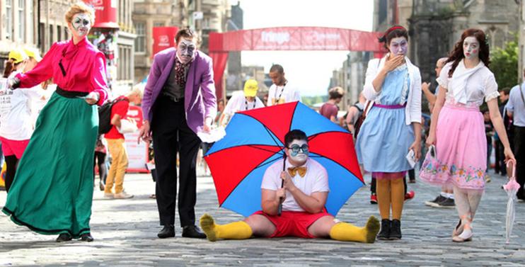 Best Shows to Attend on Edinburgh Festival Fringe