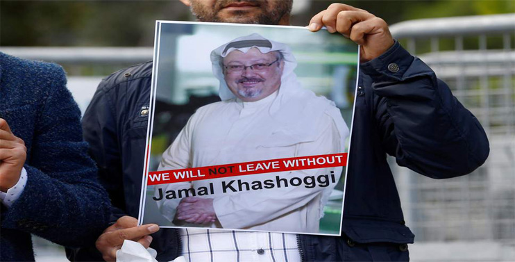 Saudi Arabia: Khashoggi Mourners Demand True Justice